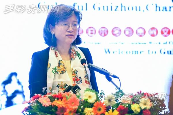 中国驻尼泊尔大使于红:古老的贵州正散发着青春的活力,吸引世界关注