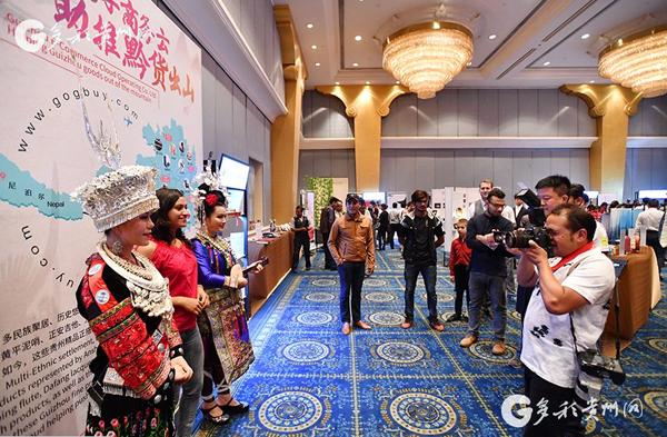 【组图】用文化吸引世界目光!多彩贵州文化创意周亮相尼泊尔