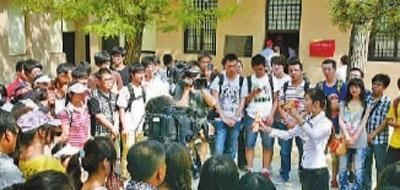 河北西柏坡:红色教育沁人心