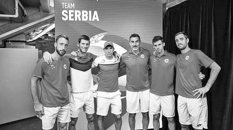 德约科维奇率领队友夺得冠军。</p><p>
