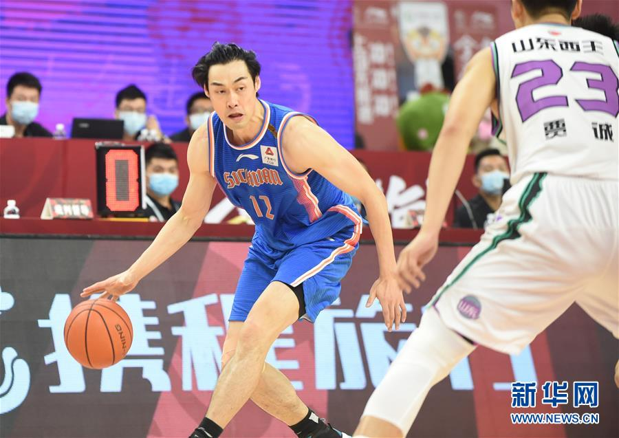 (体育)(2)篮球——CBA复赛第一阶段:山东西王胜四川五粮金樽