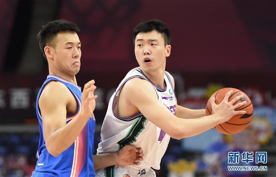 (体育)(13)篮球——CBA复赛第一阶段:山东西王胜四川五粮金樽