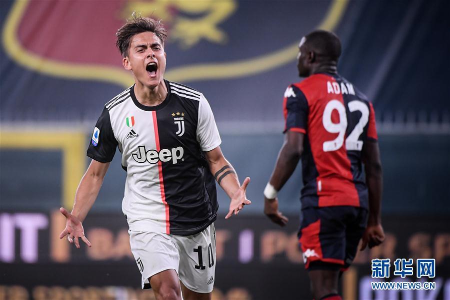 (体育)(3)足球——意甲:尤文图斯胜热那亚