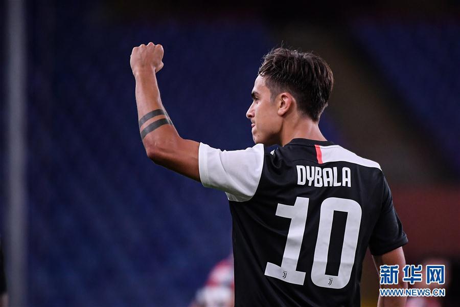 (体育)(5)足球——意甲:尤文图斯胜热那亚