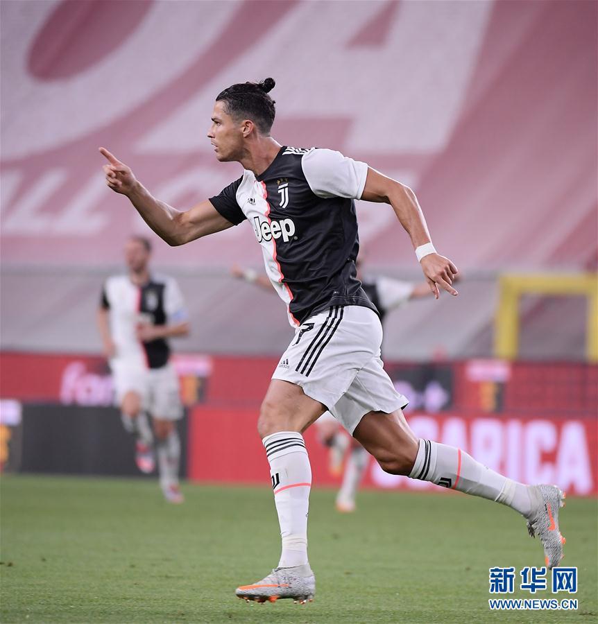 (体育)(2)足球——意甲:尤文图斯胜热那亚